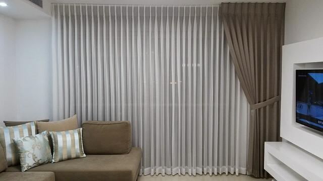 בחירת וילונות בעיצוב הבית פרימוורה